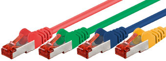 CAT6 kabel S-FTP ZH-RGB